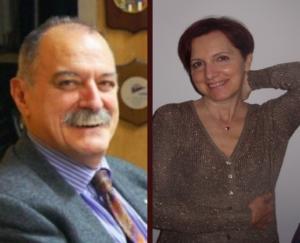 Franco Bampi e Andreina Solari